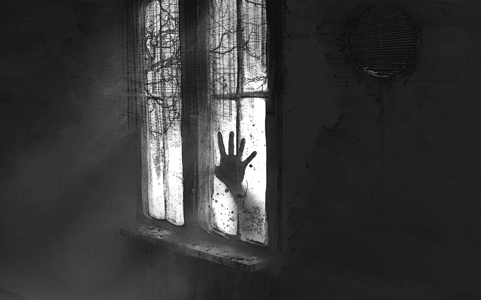 Creepy wallpaper and background image 1680x1050 id - Dark horror creepy wallpapers ...