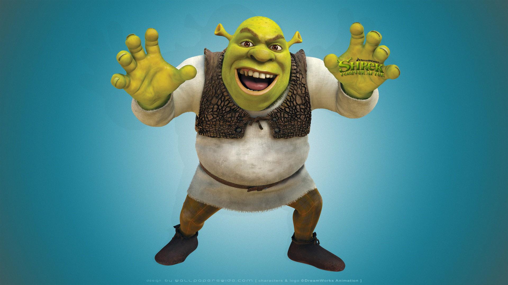 Shrek Forever After Full HD Wallpaper and Background Image ...