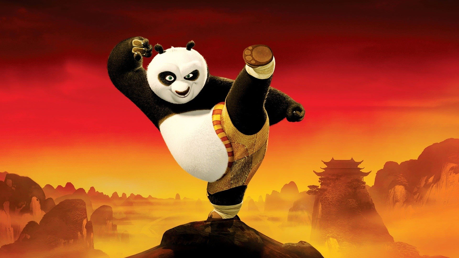 33 Kung Fu Panda 2 Hd Wallpapers Background Images Wallpaper Abyss