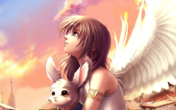 Anime - Angel Wallpapers and Backgrounds