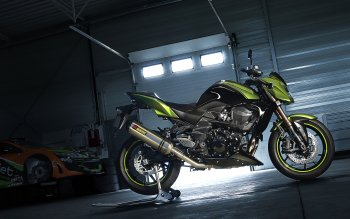 Fahrzeuge - Kawasaki Wallpapers and Backgrounds ID : 219774