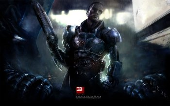 Video Game - Mass Effect 3 Wallpapers and Backgrounds ID : 219816