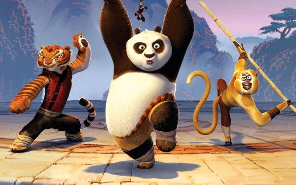 Movie Kung Fu Panda HD Wallpaper   Background Image