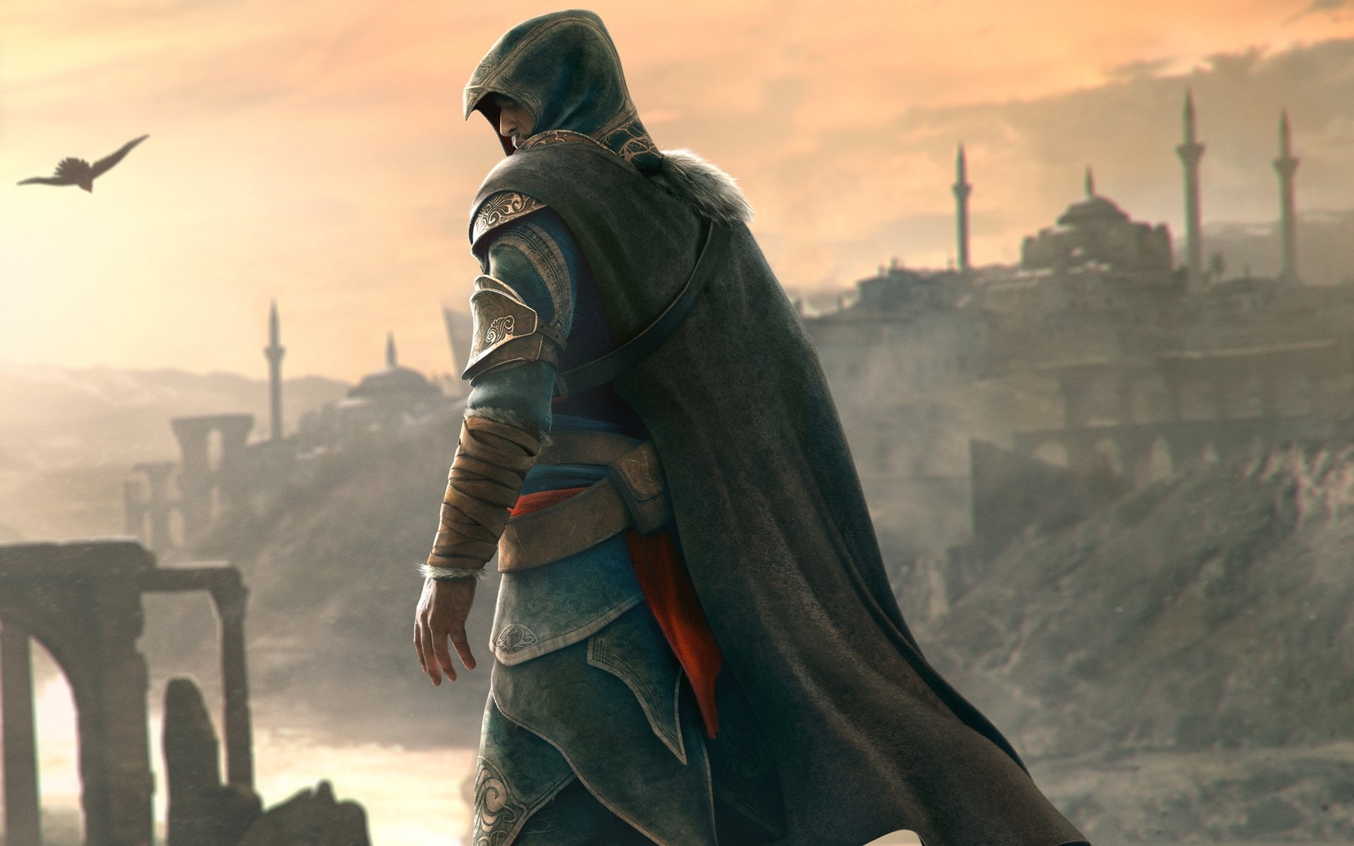 Assassins Creed Revelations Fondo De Pantalla Hd Fondo
