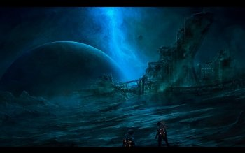 Sci Fi - Place Wallpapers and Backgrounds ID : 220626