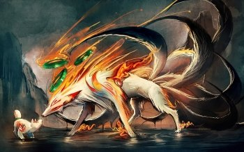 Video Game - Okami Wallpapers and Backgrounds ID : 220878