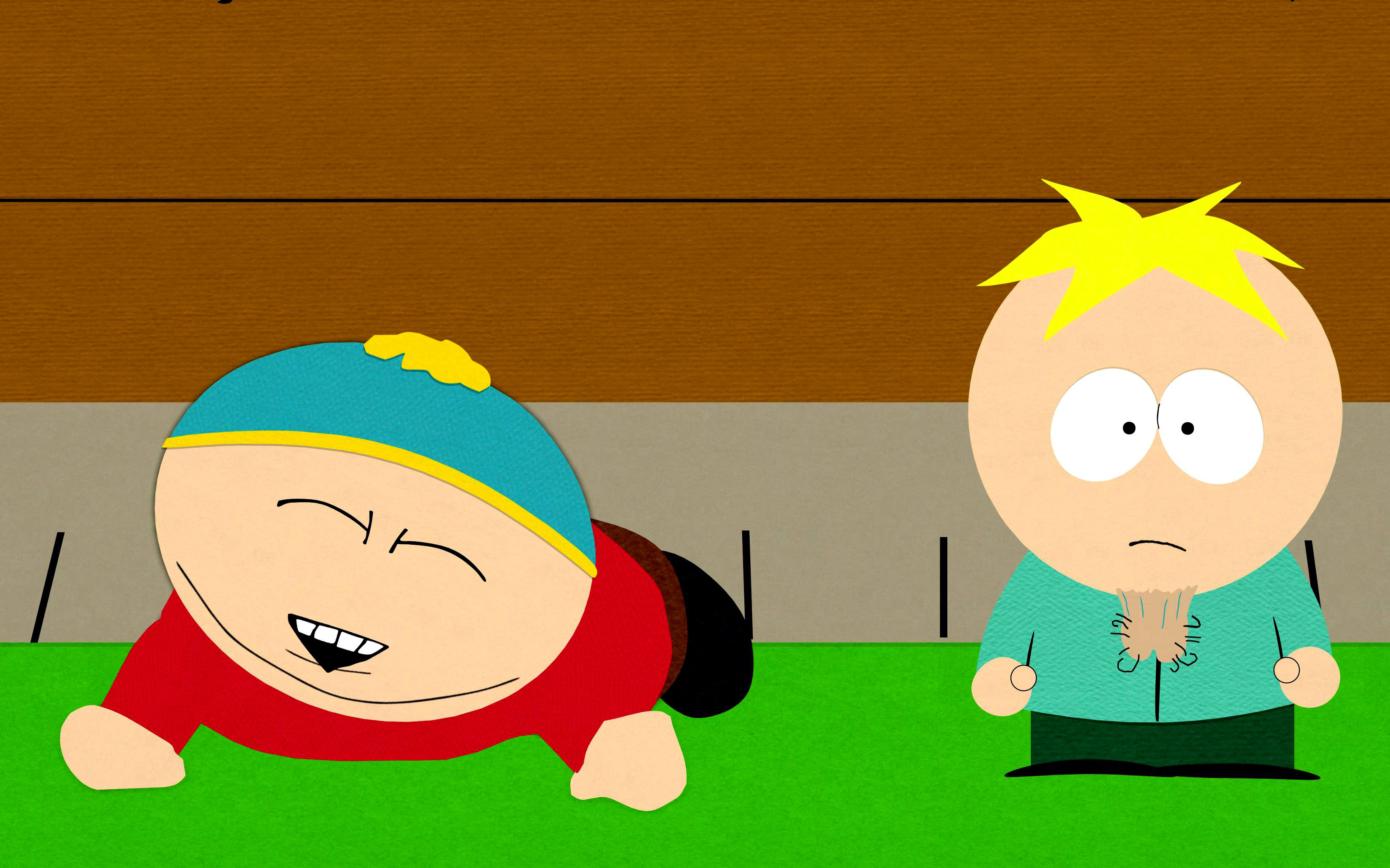 South park hd wallpaper background image 3300x2062 - South park wallpaper butters ...