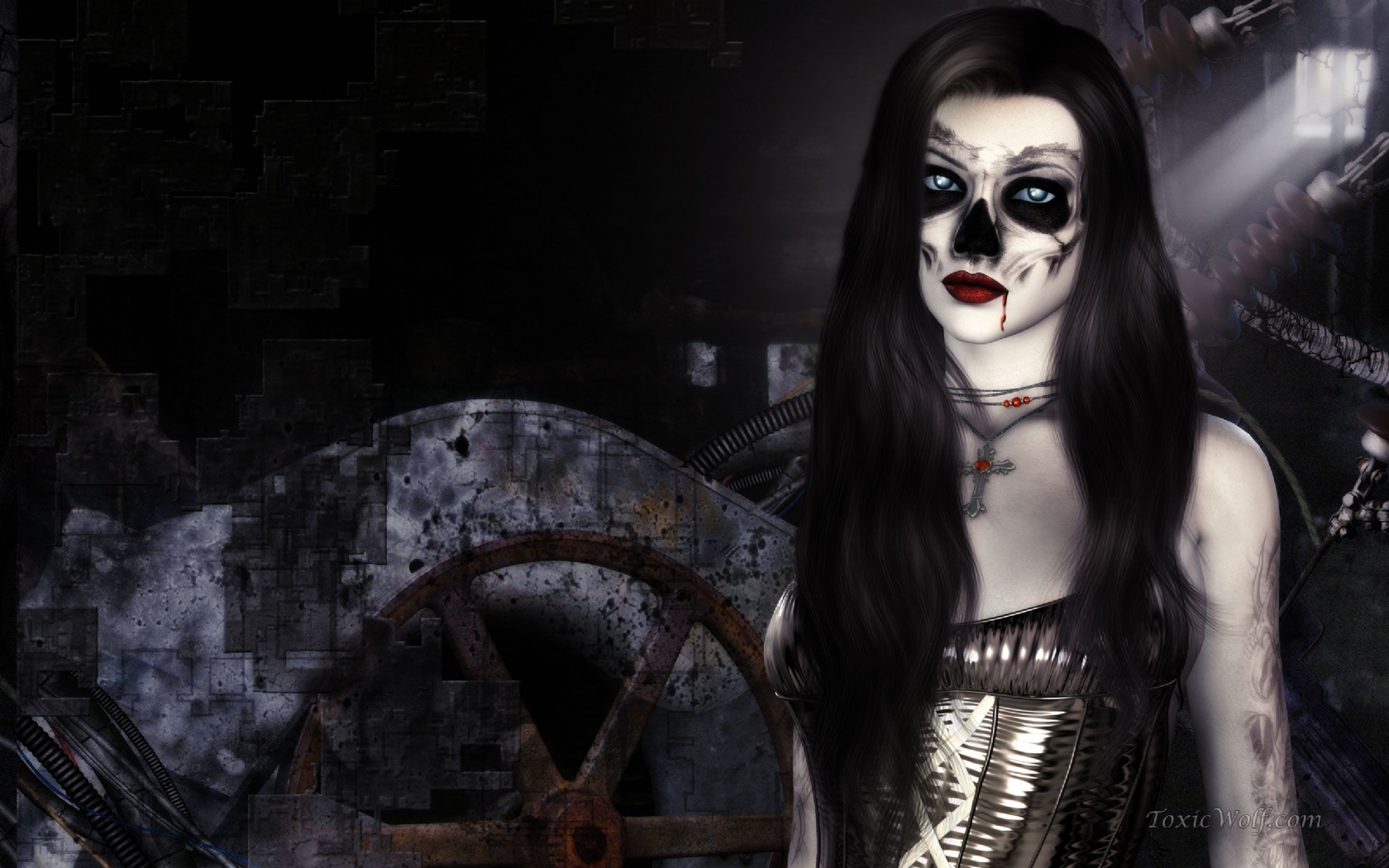gothic wallpaper and background image 1680x1050 id222156