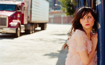 Berühmte Personen - Zooey Deschanel Wallpapers and Backgrounds ID : 22284
