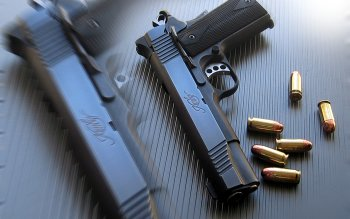 Weapons - Kimber Pistol Wallpapers and Backgrounds ID : 223446