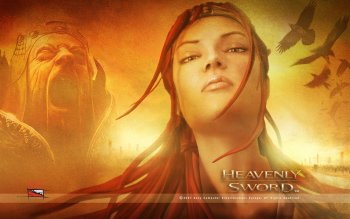 Video Game - Heavenly Sword Wallpapers and Backgrounds ID : 22348