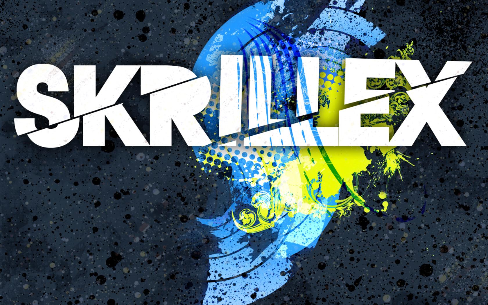 Muzyka - Skrillex  Dubstep Trance Muzyka Tapeta