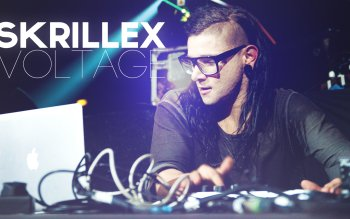 Muzyka - Skrillex Wallpapers and Backgrounds ID : 224306