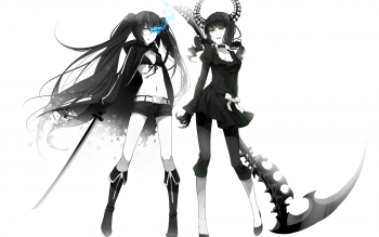 Anime - Black Rock Shooter Wallpapers and Backgrounds ID : 224858