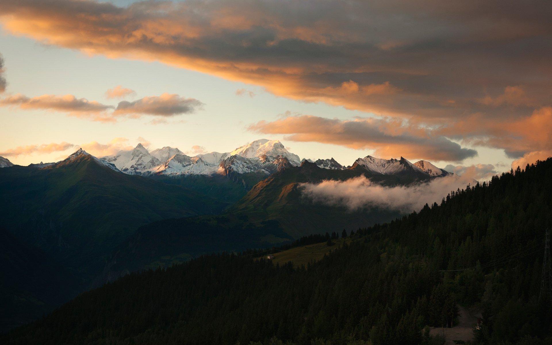 Mont Blanc Fond D Ecran Hd Arriere Plan 1920x1200 Id 225016 Wallpaper Abyss