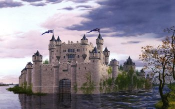 Fantasy - Castle Wallpapers and Backgrounds ID : 225304