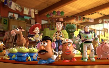Film - Toy Story Wallpapers and Backgrounds ID : 225376