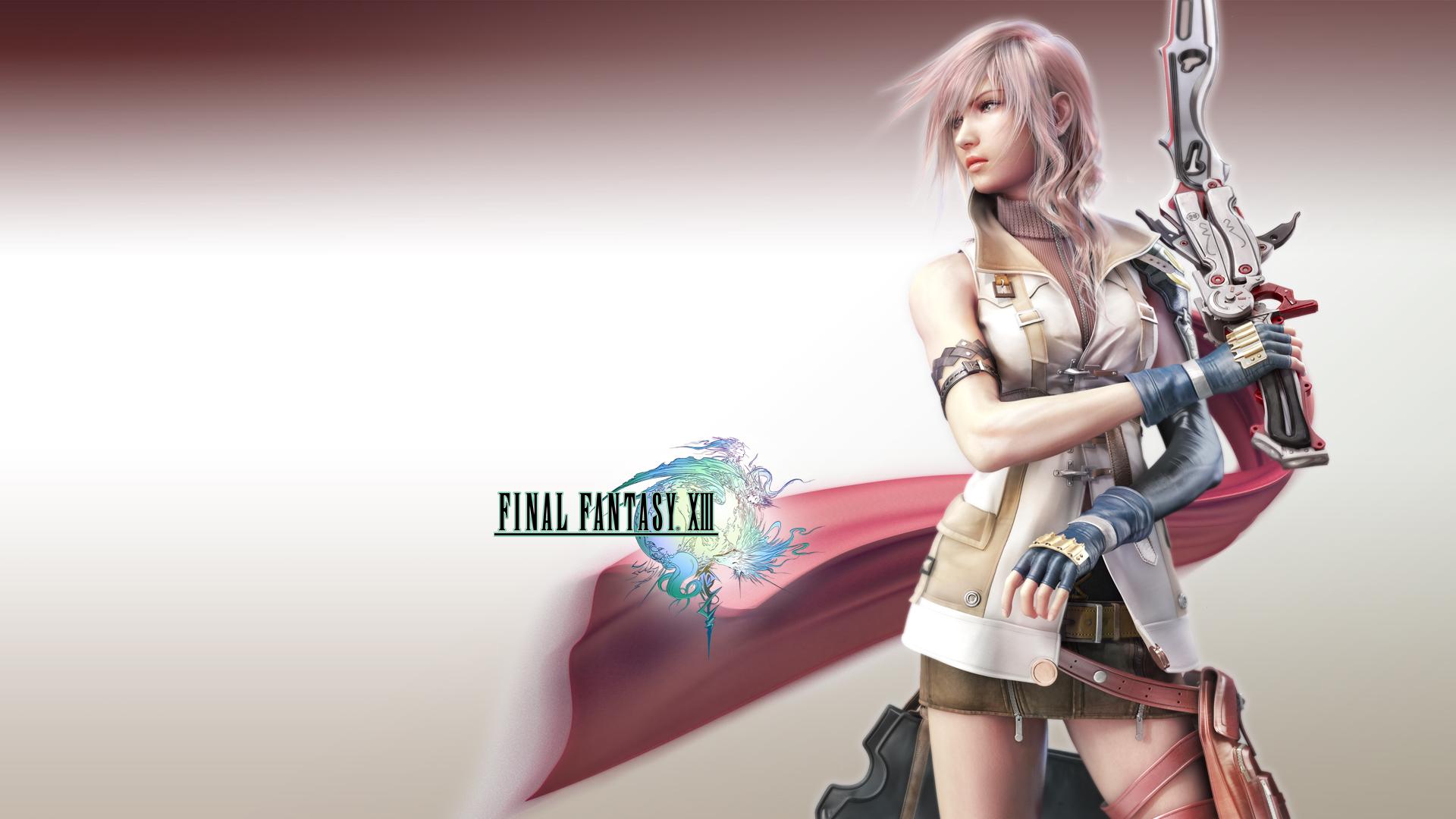 Video Game - Final Fantasy XIII  Wallpaper
