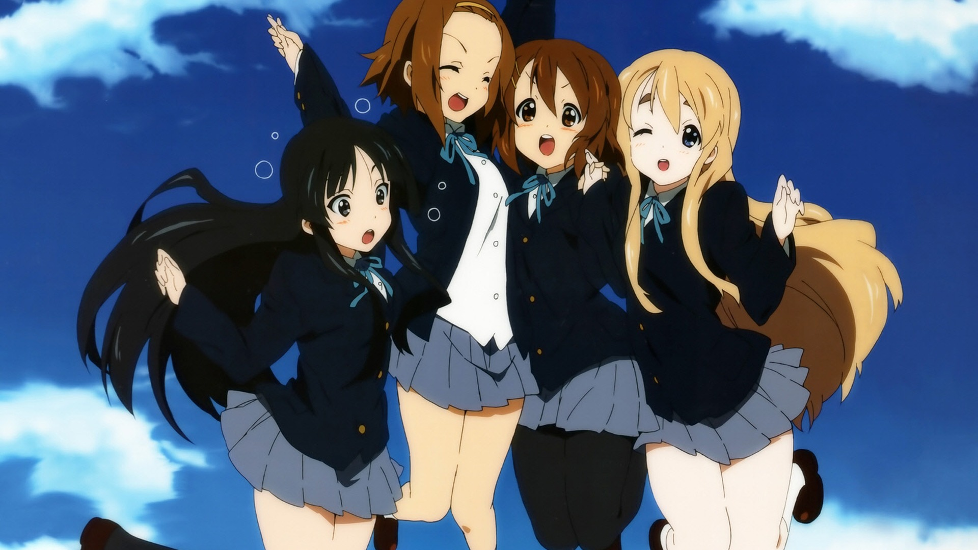 K-ON! Full HD Wallpaper and Background Image   1920x1080 ...