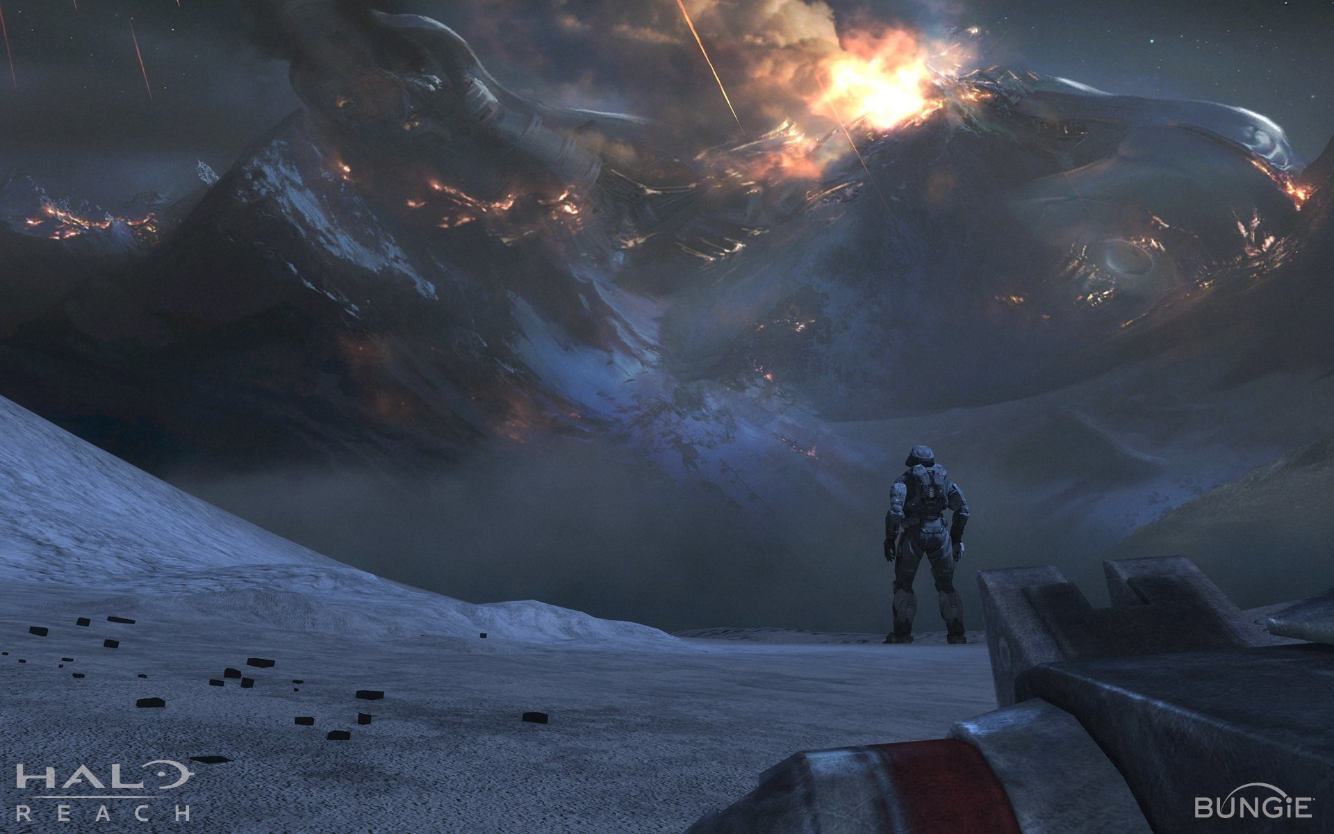 Halo: Reach HD Wallpaper | Background Image | 1920x1200 ...