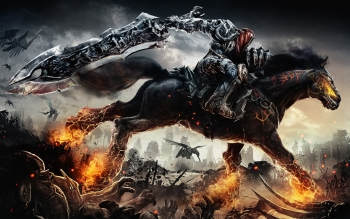 Video Game - Darksiders  Wallpapers and Backgrounds ID : 226324