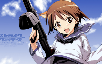 Anime - Strike Witches Wallpapers and Backgrounds ID : 226974