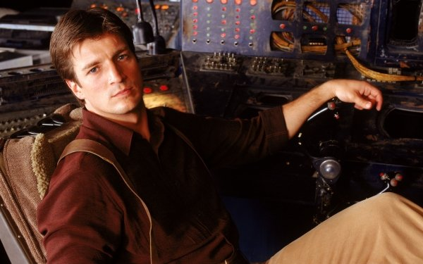 TV Show Firefly Nathan Fillion Malcolm Reynolds HD Wallpaper | Background Image