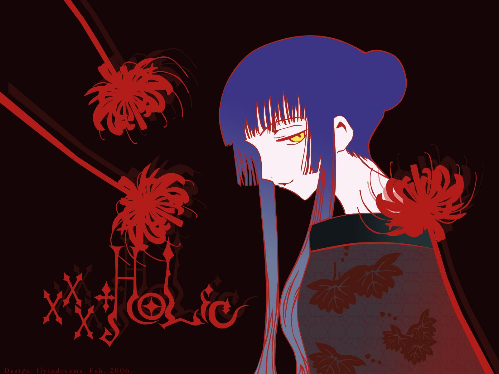 Anime - XxxHOLiC  Wallpaper