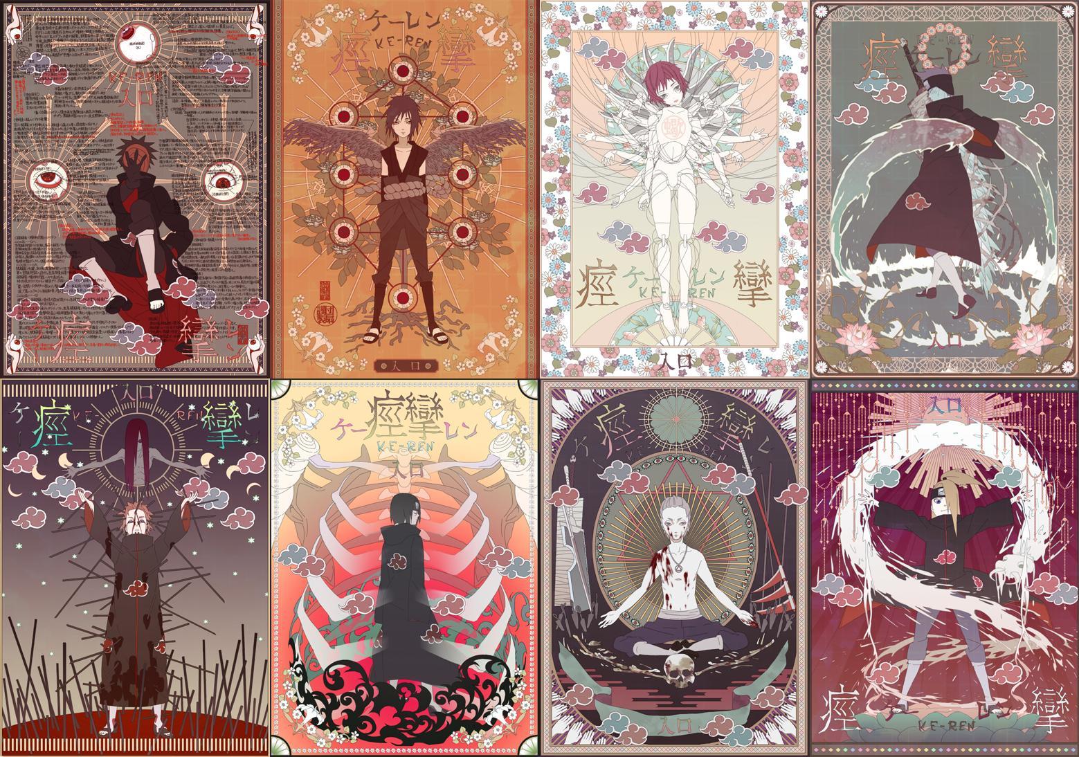 59 Akatsuki Naruto Hd Wallpapers Background Images Wallpaper Abyss