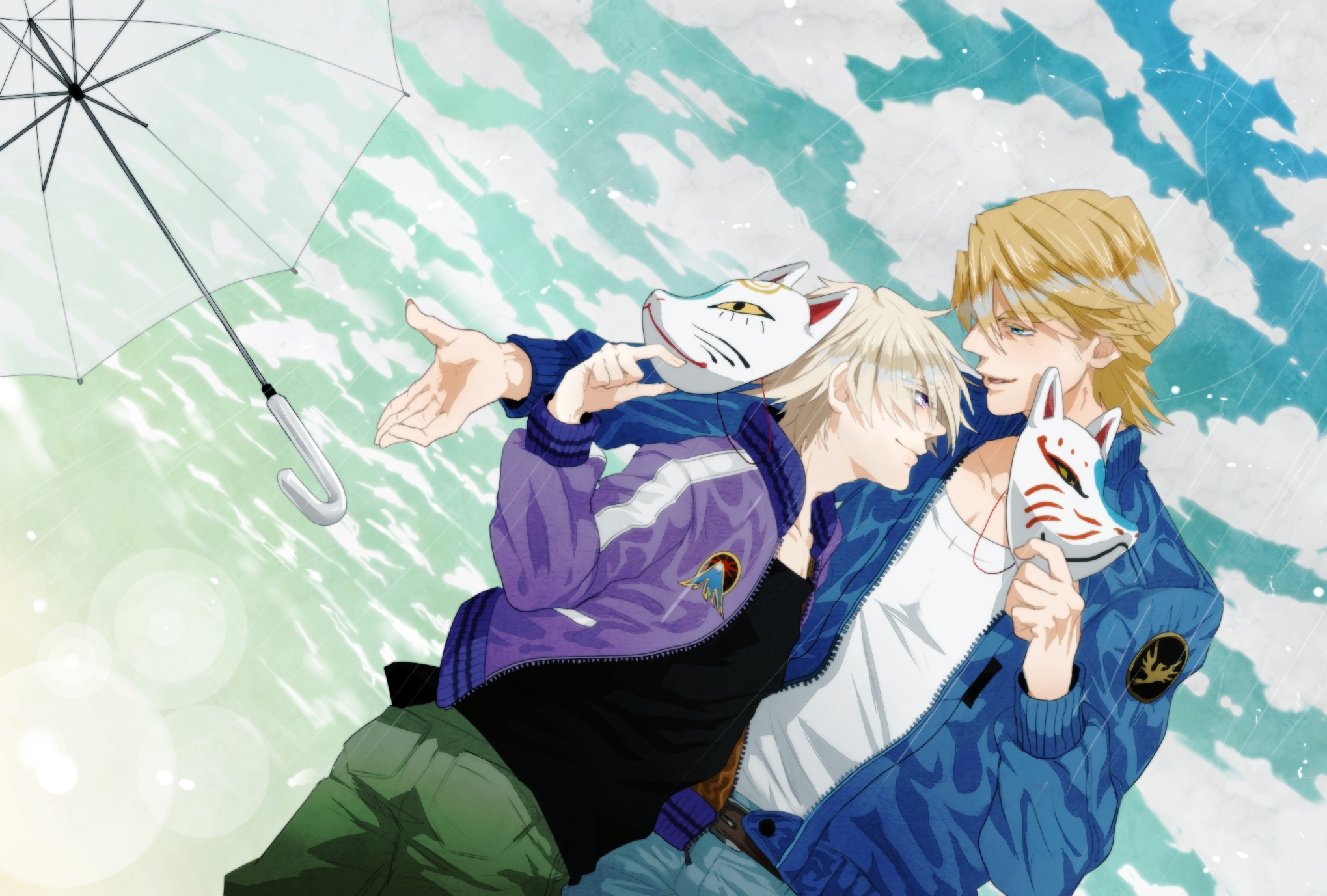 Tiger & Bunny HD Wallpaper   Background Image   2039x1377 ...