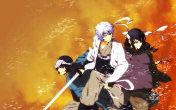 Anime - Gin Tama Wallpapers and Backgrounds ID : 227718