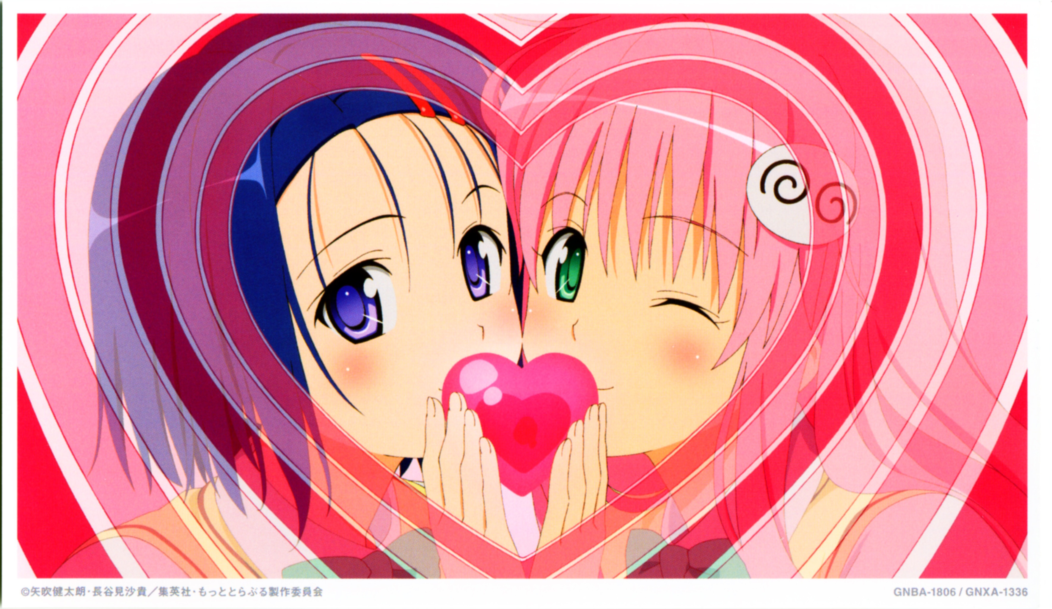 To Love-Ru Full HD Wallpaper and Background Image 3538x2048 ID:228088