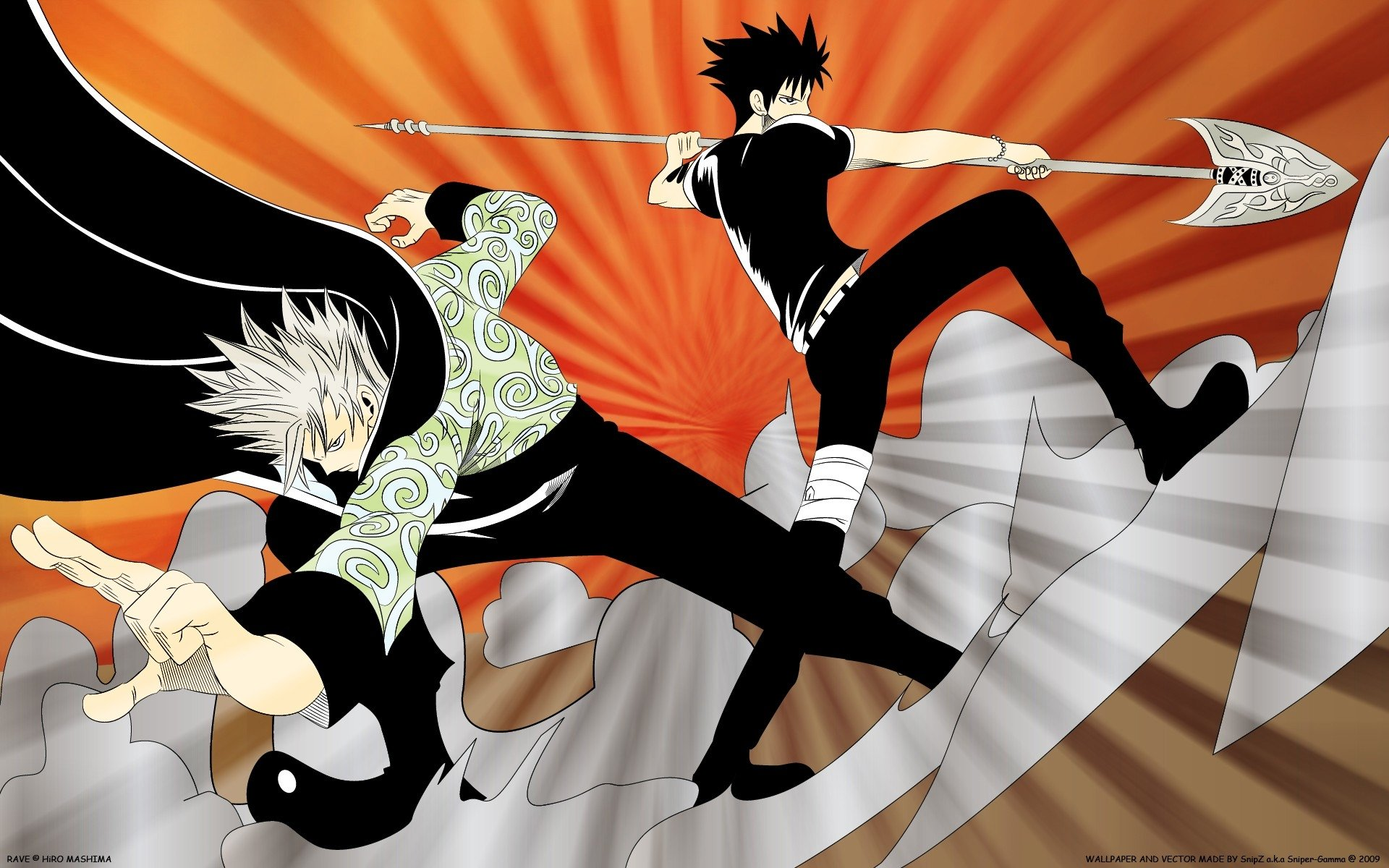6 Rave Master Hd Wallpapers Background Images Wallpaper Abyss