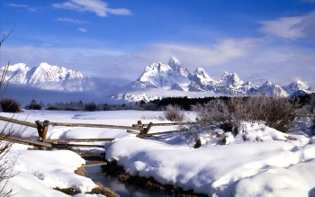 Earth - Winter Wallpapers and Backgrounds ID : 22808