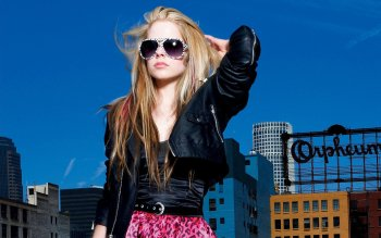 Music - Avril Lavigne Wallpapers and Backgrounds ID : 228836