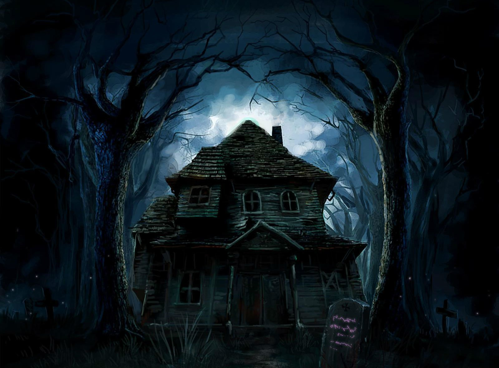 36 Haunted HD Wallpapers