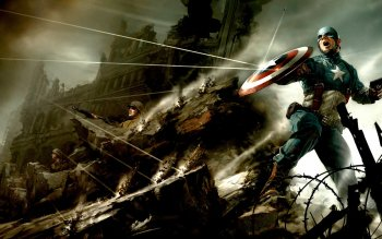 Comics - Captain America Wallpapers and Backgrounds ID : 229024