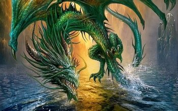 Fantasy - Dragon Wallpapers and Backgrounds ID : 229406