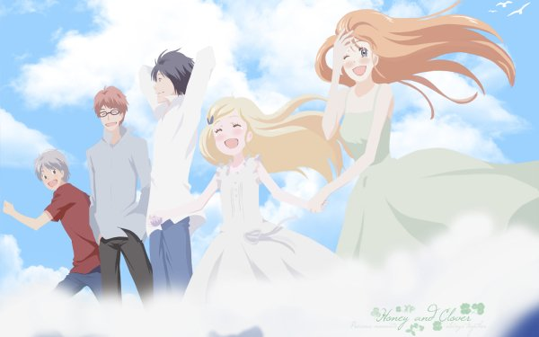 Anime Honey and Clover HD Wallpaper | Background Image
