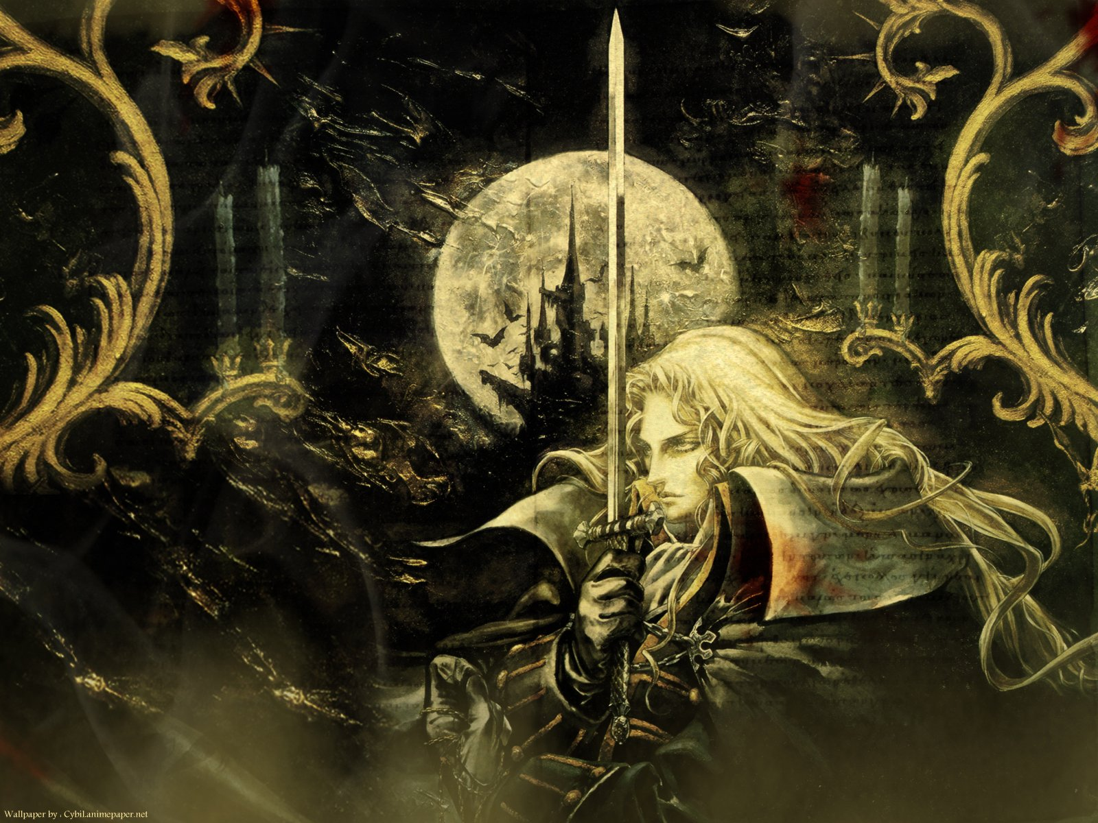 81 castlevania hd wallpapers | background images - wallpaper abyss