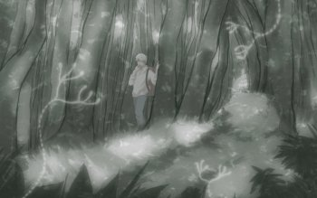 Anime - Mushishi Wallpapers and Backgrounds ID : 230218