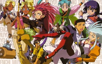 Anime - Tenchi Muyo! Wallpapers and Backgrounds ID : 230446