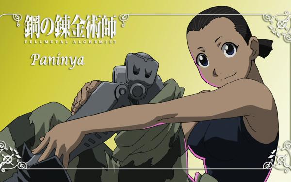 Anime FullMetal Alchemist Fullmetal Alchemist Paninya HD Wallpaper | Background Image