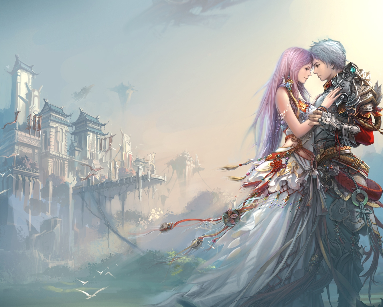 Video Game - QQ Fantasy World  Wallpaper