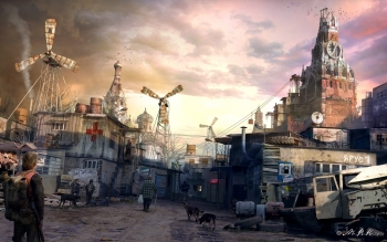 Sci Fi - Post Apocalyptic Wallpapers and Backgrounds ID : 231174