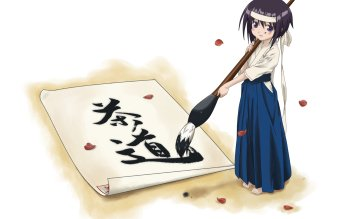 Anime - Bamboo Blade Wallpapers and Backgrounds ID : 231426