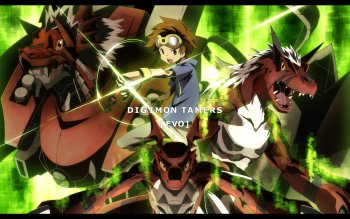Anime - Digimon Wallpapers and Backgrounds ID : 231466