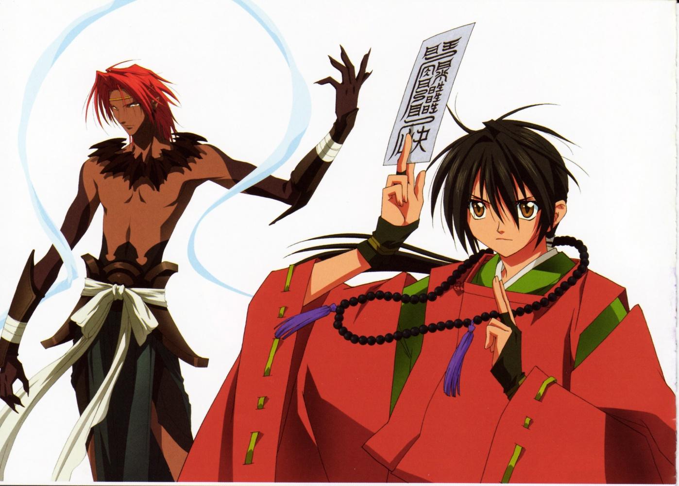 Shonen Onmyouji Wallpaper and Background Image | 1398x1000 | ID ...