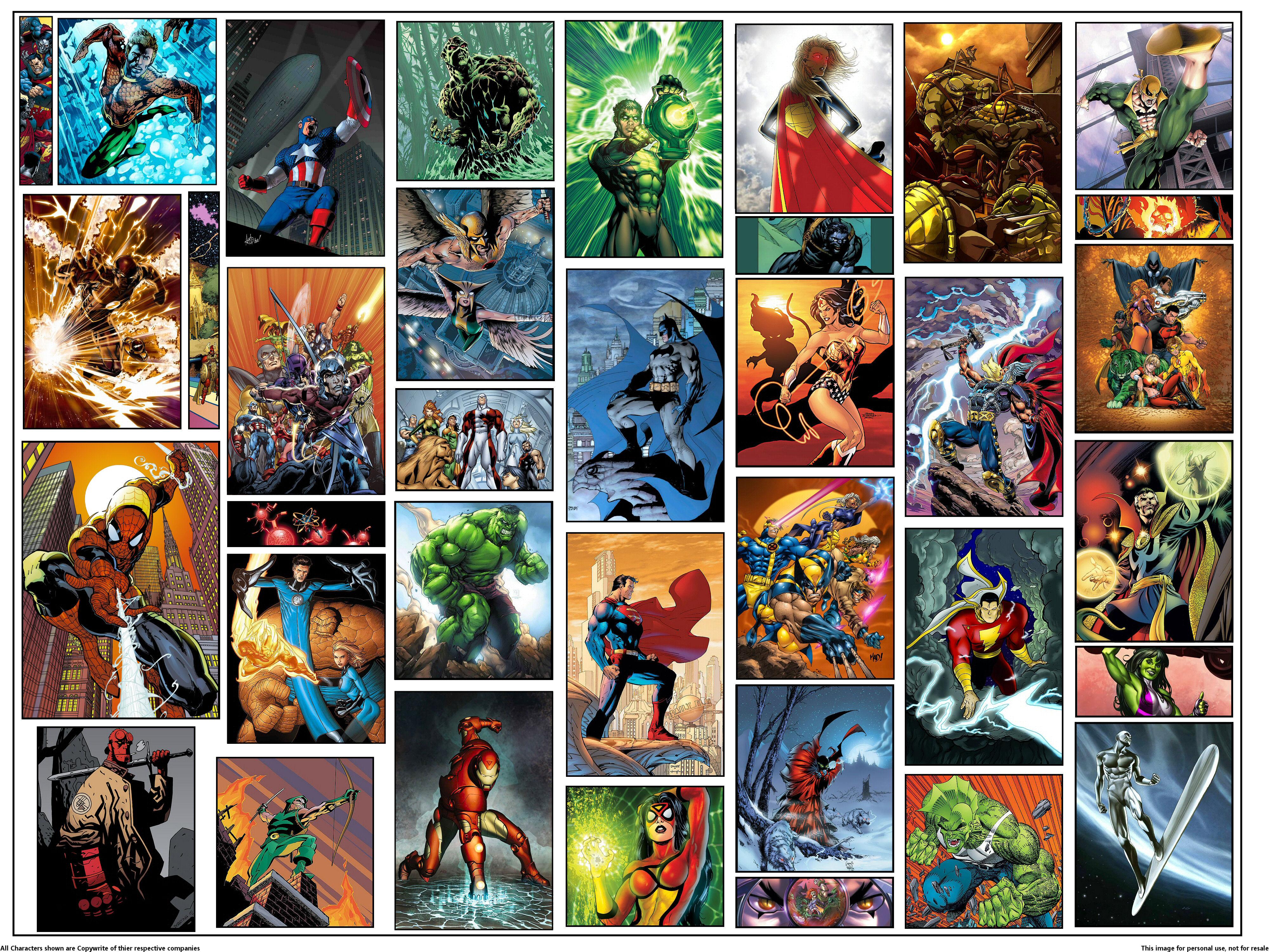Marvel Papéis de Parede, Plano de Fundo Área de Trabalho  4000×3000  ID232866