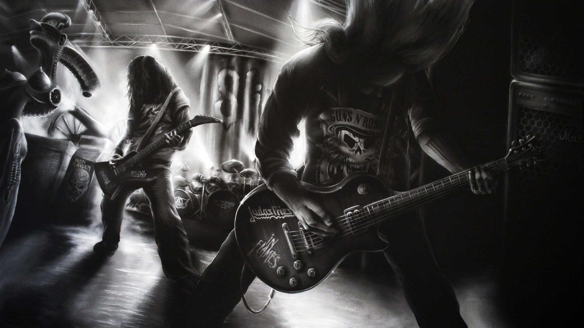 49 Heavy Metal HD Wallpapers